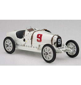 Formule 1 Bugatti Type 35 #9 National Color Project Germany 1924 - 1:18 - CMC