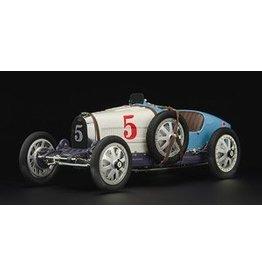 Formule 1 Bugatti Type 35 #5 National Color Project Argentina 1924 - 1:18 - CMC
