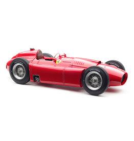 Formule 1 Ferrari D50 #0 Press 1956 (Integrated Tanks) - 1:18 - CMC