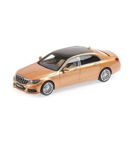 Maybach Maybach Brabus 900 Auf Basis Mercedes-Benz Maybach S 600 2016 - 1:43 - Minichamps