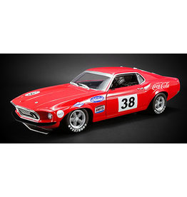 Ford Ford USA Mustang Boss 302 Coupe #38 Trans-Am 1969 - 1:18 - ACME