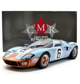 Ford Ford GT 40 #6 Le Mans 1969 - 1:12 - CMR Classic Model Replicars