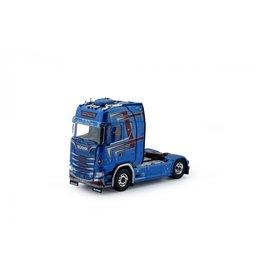 Scania Scania S Serie Highline Tractor 4x2 'Ruttner' - 1:50 - Tekno
