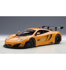 McLaren McLaren MP4-12C GT3, RHD, Presentation Car, 2012 - 1:18 - AUTOart