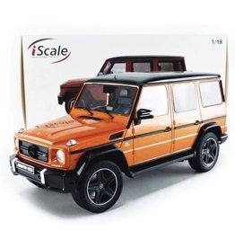 Mercedes-Benz Mercedes-Benz G 63 AMG - 1:18 - iScale