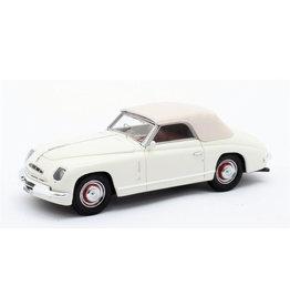 Alfa Romeo Alfa Romeo 6C 2500 Ghia Convertible Closed 1947 - 1:43 - Matrix Scale Models