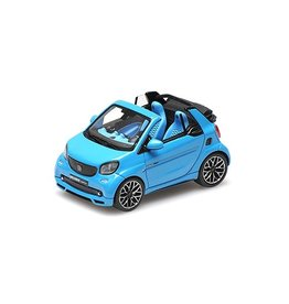 Smart Smart Brabus Ultimate 125 Cabriolet - 1:43 - Minichamps