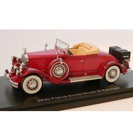 Pierce-Arrow Pierce Arrow Model B Roadster Open 1930 - 1:43 - Esval Models