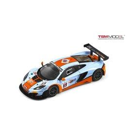 McLaren McLaren MP4-12C GT3 #69 Team  Gulf Racing 24h of Spa 2013 - 1:43 - TrueScale Miniatures