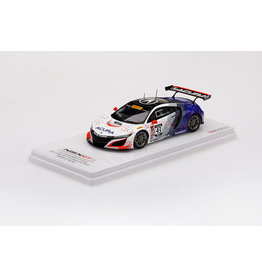 Acura Acura NSX GT3 #43 Realtime Racing 2nd Pirelli World Challenge 2017 - 1:43 - TrueScale Miniatures