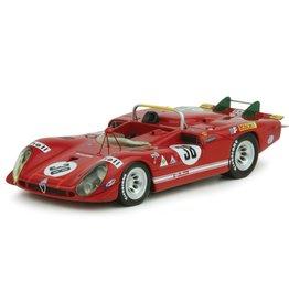 Alfa Romeo Alfa Romeo Tipo 33/3 #38 24h Le Mans 1970 - 1:43 - TrueScale Miniatures