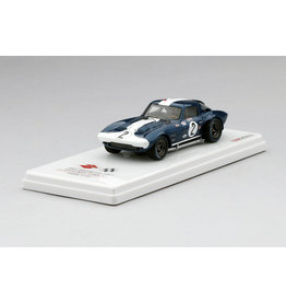 Chevrolet Chevrolet Corvette Grand Sport Coupe #2 12h Sebring 1964 - 1:43 - TrueScale Miniatures