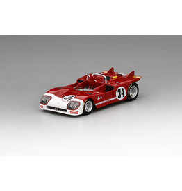 Alfa Romeo Alfa Romeo Tipo 33/3 #34 12h Sebring 1971 - 1:43 - TrueScale Miniatures