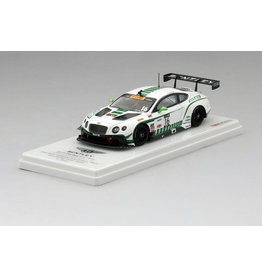 Bentley Bentley GT3 #16 Dyson Racing Team Winner Pirelli World Challenge Road America 2015 - 1:43 - TrueScale Miniatures