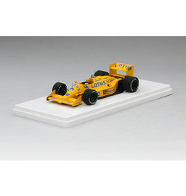 Formule 1 Lotus Honda 99T #12 3rd GP Great Britain 1987 - 1:43 - TrueScale Miniatures