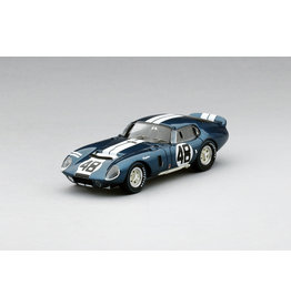 Shelby Shelby Daytona Coupe CSX2601 #48 Team Alan Mann Racing Winner GT Class 1000km Monza 1965 - 1:43 - TrueScale Miniatures