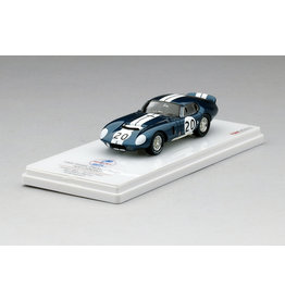 Shelby Shelby Daytona Coupe CSX2601 #20 Team Alan Mann Racing Winner GT Class 500km Spa 1965 - 1:43 - TrueScale Miniatures