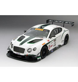 Bentley Bentley Continental V8 GT3 #8 Team Dyson Racing 3rd GP Sonoma USA  2014 - 1:18 - TrueScale Miniatures