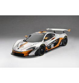 McLaren McLaren P1 GTR #1 Pebble Beach Debut 2014 - 1:18 - TrueScale Miniatures
