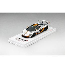 McLaren McLaren  P1 GTR #1 Pebble Beach Debut 2014 - 1:43 - TrueScale Miniatures