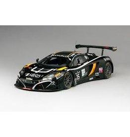 McLaren McLaren MP4-12 GT3 #15 Team Boutsen Ginion Racing Total 24h Spa 2014 - 1:18 - TrueScale Miniatures