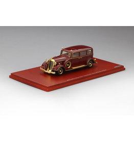 Cadillac Cadillac Deluxe Tudor Limousine 8C 1932 The Last Emperor of China - 1:43 - TrueScale Miniatures