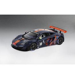 McLaren McLaren MP4-12C GT3 #88 Team Von Ryan Racing 9th 24h Spa 2012 - 1:18 - TrueScale Miniatures