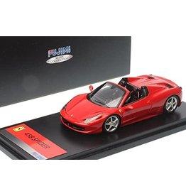 Ferrari Ferrari 458 Italia 8C Spider 2012 - 1:43 - TrueScale Miniatures