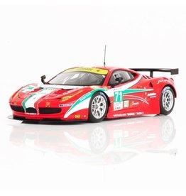 Ferrari Ferrari 458 Italia 8C GTE #71 Pro Team AF Corse 24h Le Mans 2012 - 1:43 - TrueScale Miniatures