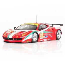 Ferrari Ferrari 458 Italia 8C GTE #81 Pro Team AF Corse 24h Le Mans 2012 - 1:43 - TrueScale Miniatures