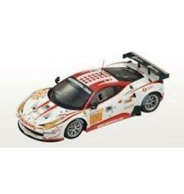 Ferrari Ferrari 458 Italia 8C GT2 #83  JMB Racing 32th 24h Le Mans 2012 - 1:43 - TrueScale Miniatures
