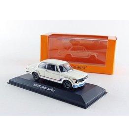 BMW BMW 2002 turbo 1973 - 1:43 - MaXichamps