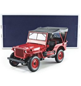 Jeep Jeep 1942 - 1:18 - Norev