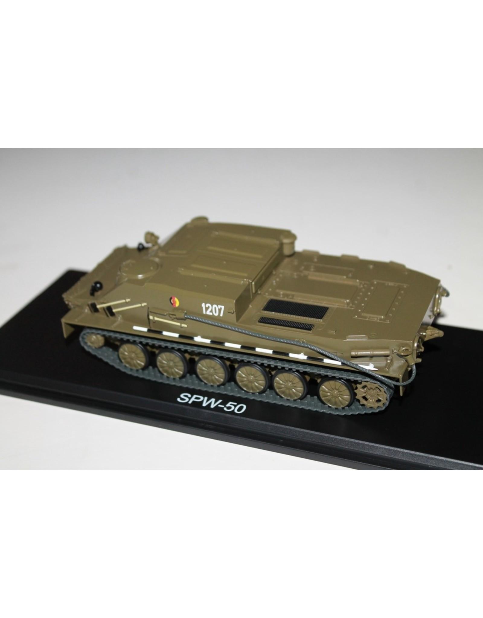 Panzer Panzer SPW-50 NVA - 1:43 - Premium ClassiXXs