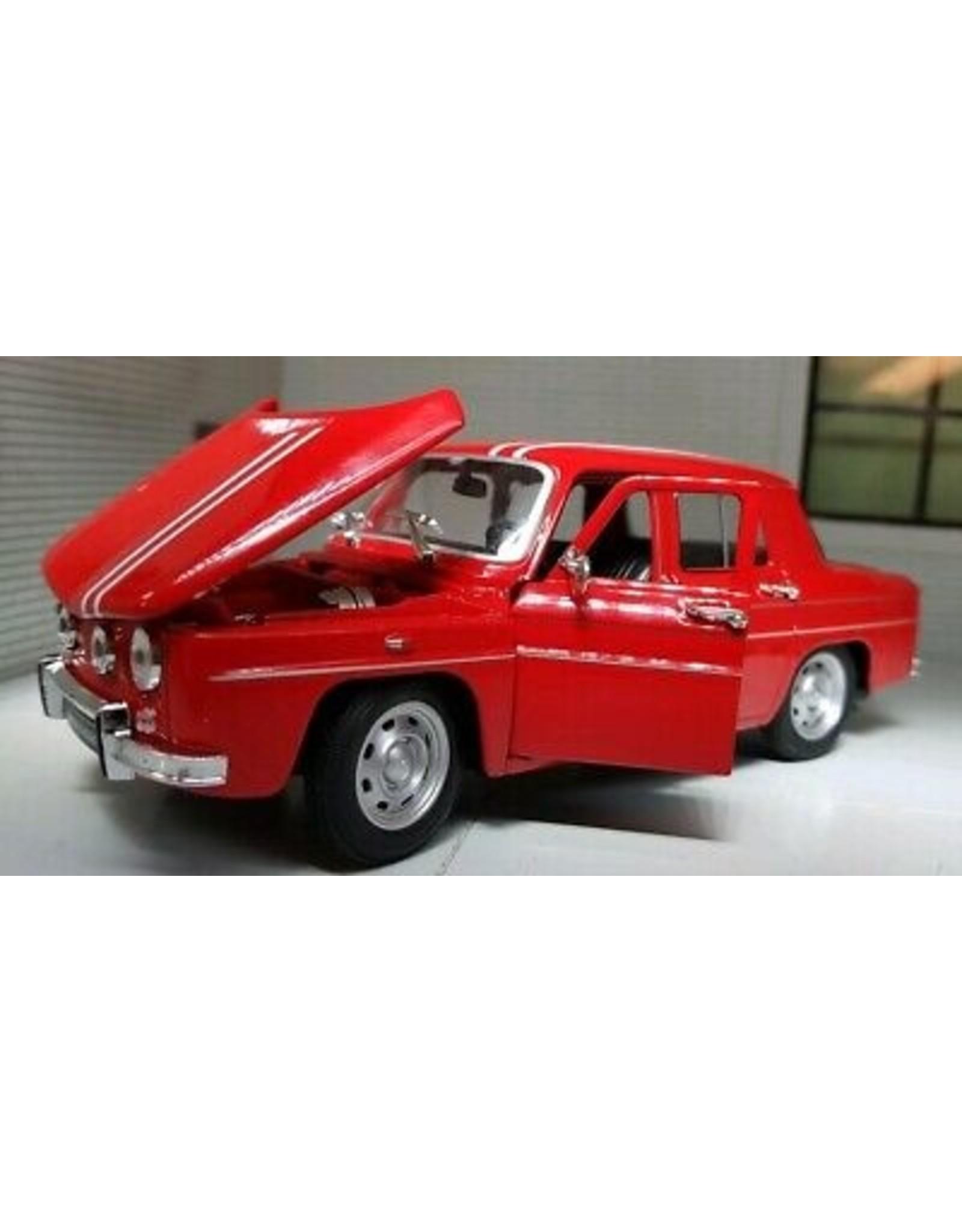 Renault Renault 8 Gordini 1964 - 1:24 - Welly