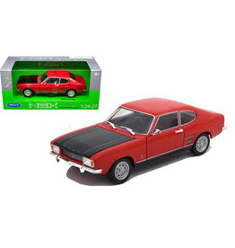 Ford Ford Capri RS 1969 - 1:24 - Welly