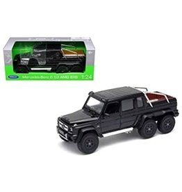 Mercedes-Benz Mercedes-Benz G63 AMG 6x6 2015 - 1:24 - Welly