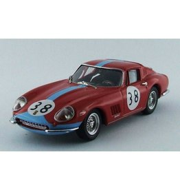 Ferrari Ferrari 275 GTB/4 Coupe #38 Winner 1000km Paris 1966 - 1:43 - Best Model