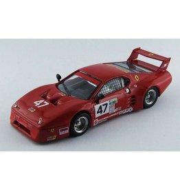 Ferrari Ferrari 512 BB LM #47 Tide Racing Daytona 500 1982 - 1:43 - Best Model