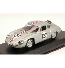 Porsche Porsche Abarth #127 Tour de France 1961 - 1:43 - Best Model