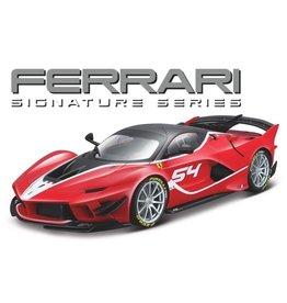 Ferrari Ferrari FXX K Evoluzione #54 2018 Signature Serie - 1:18 - Bburago
