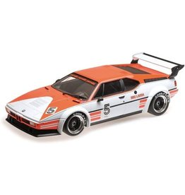 BMW BMW M1 Procar Project Four Racing Niki Lauda Procar Series 1979 - 1:12 - Minichamps