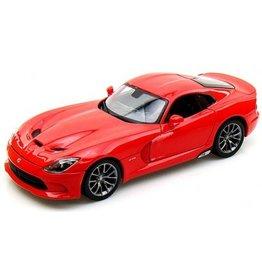 Dodge Dodge Viper SRT GTS 2013 - 1:18 - Maisto