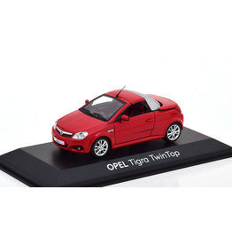 Opel Opel Tigra TwinTop - 1:43 - Minichamps