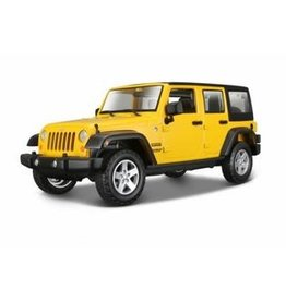 Jeep Jeep Wrangler Unlimited 2015 - 1:24 - Maisto