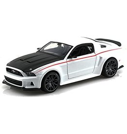 Ford Ford Mustang GT 2014 'Streetracer' - 1:24 - Maisto