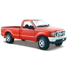 Ford Ford F-350 Super Duty Pick Up 1999 - 1:24 - Maisto
