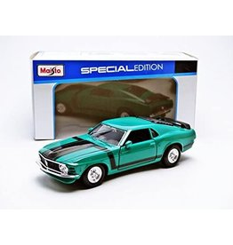 Ford Ford Mustang Boss 302 1970 - 1:24 - Maisto