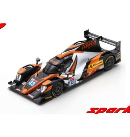 Oreca Oreca 07 Gibson #43 RLR MSports Tower Events 24h Le Mans 2019 - 1:43 - Spark