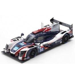 Ligier Ligier JS P217 Gibson #32 United Autosports 24h Le Mans 2019 - 1:43 - Spark